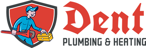 Dent Plumbing & Heating Retina Logo